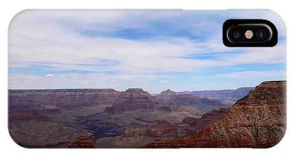 Grand Canyon And Skies IPhone Case