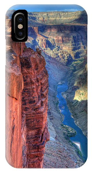 iPhone Case - Grand Canyon Awe Inspiring by Bob Christopher