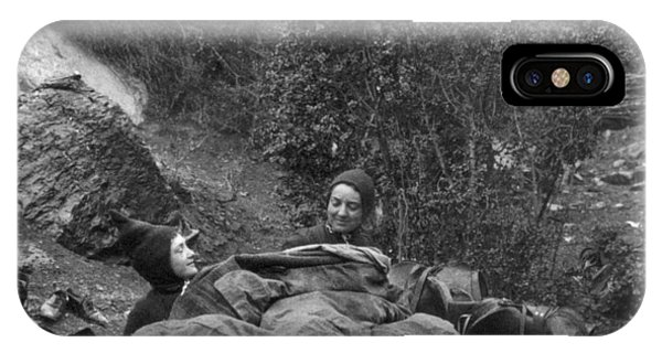 Awakening iPhone Case - Grand Canyon Campers by Granger