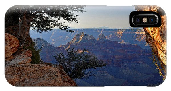 Grand Canyon National Park At Angels Point Trail IPhone Case