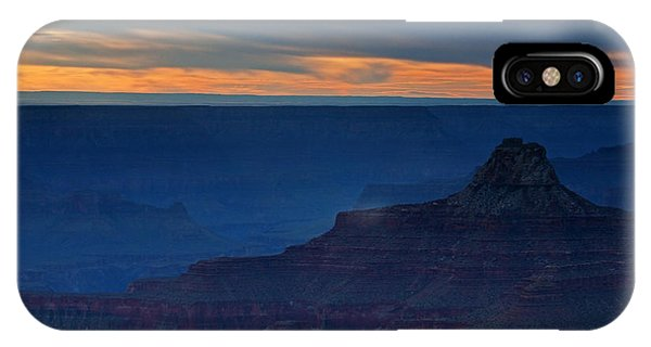Grand Canyon National Park Cape Royal Sunset IPhone Case