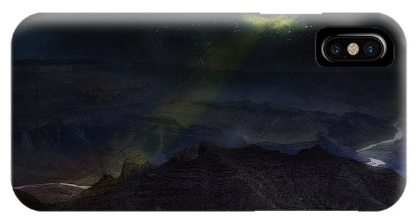 Grand Canyon Night Sky IPhone Case