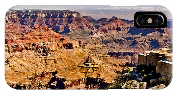 Grand Canyon Painting IPhone Case
