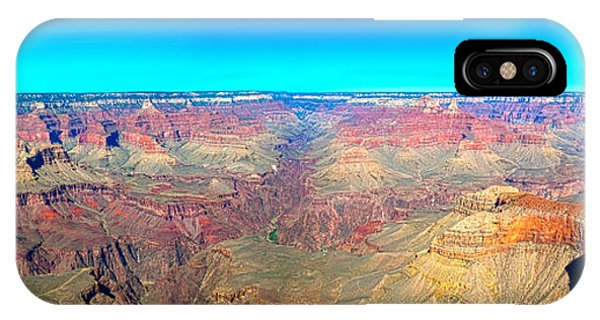 Grand Canyon Panorama IPhone Case