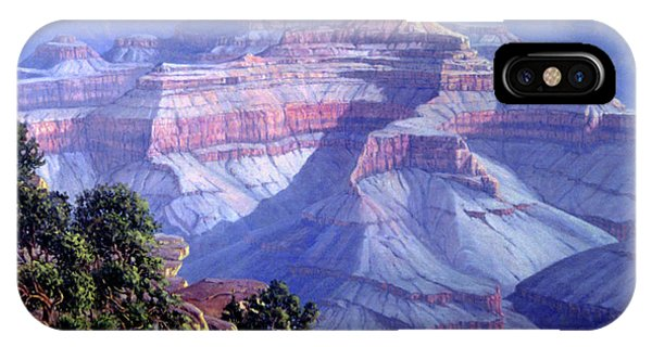 Aztec iPhone Case - Grand Canyon by Randy Follis