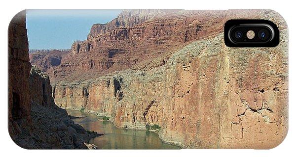 Grand Canyon Shadows IPhone Case