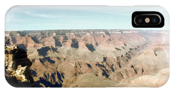 Grand Canyon Softness IPhone Case