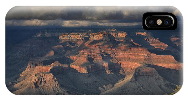 Grand Canyon View IPhone Case