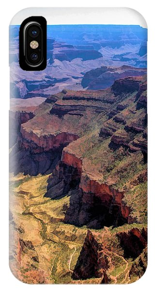 Grand Canyon iPhone Case - Grand Canyon Valley Trail by Christopher Arndt