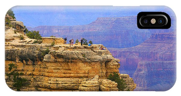 Grand Canyon Vista IPhone Case