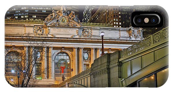 Grand Central Nocturnal IPhone Case