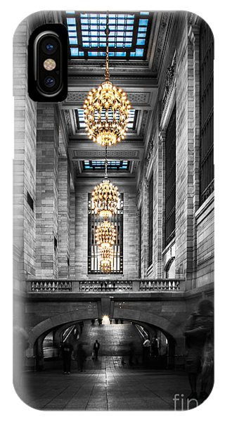 Grand Central Station IIi Ck IPhone Case