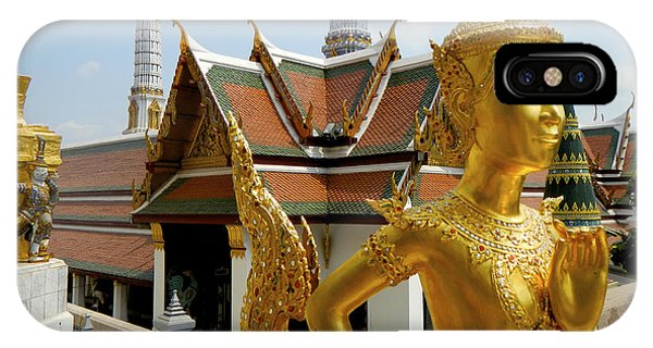 Grand Palace All Profits Go To Hospice Of The Calumet Area IPhone Case