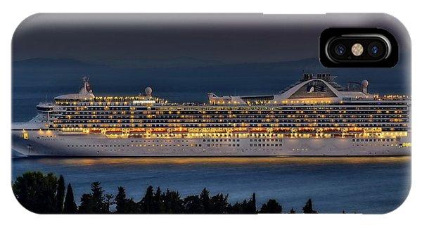 Grand Princess Phone Case by Ships in Split
