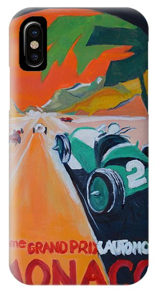 Grand Prix IPhone Case