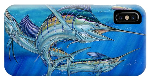 Grand Slam And Lure. IPhone Case