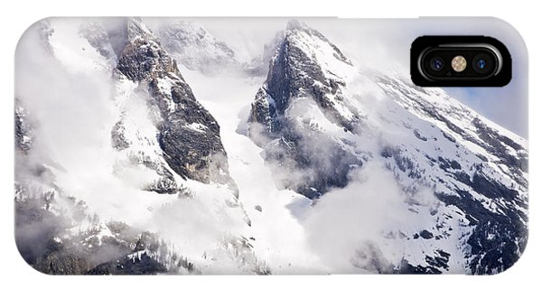 Grand Teton Glacier IPhone Case