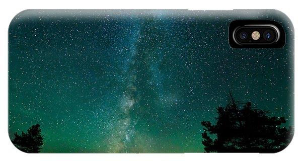 Grand Teton Stars Phone Case by Robert Yone