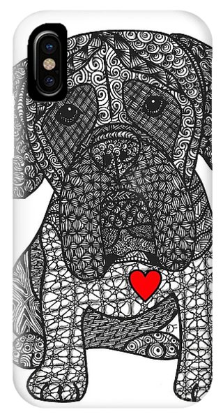Grandeur - Mastiff IPhone Case