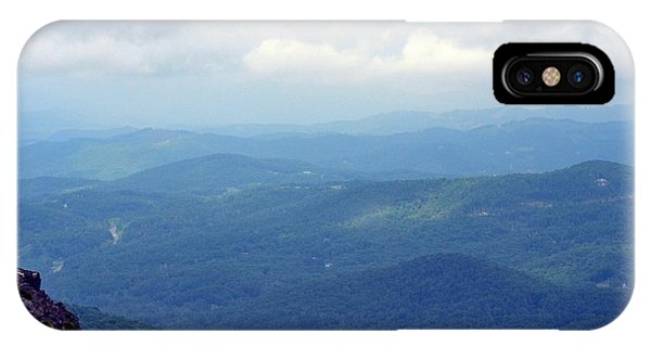 Grandfather Mountain Linville Nc IPhone Case