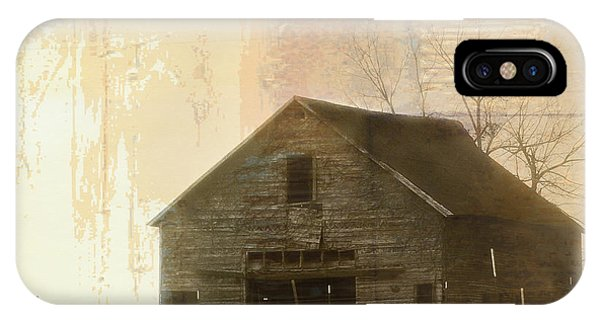 Grandfather's Barn IPhone Case
