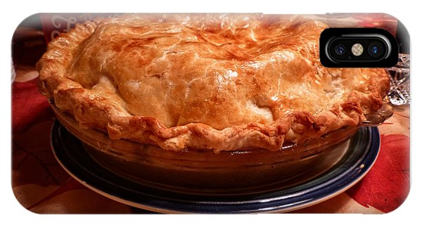 Grandma's Best Apple Pie IPhone Case