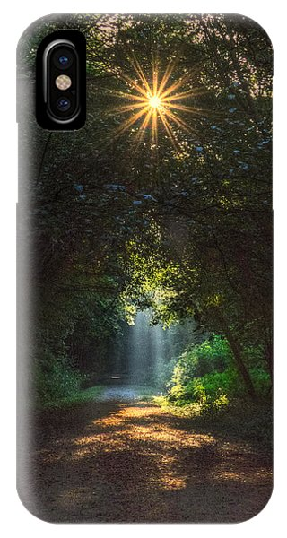 Grandmother's Grace IPhone Case