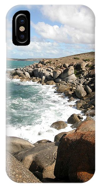 Granite Island IPhone Case