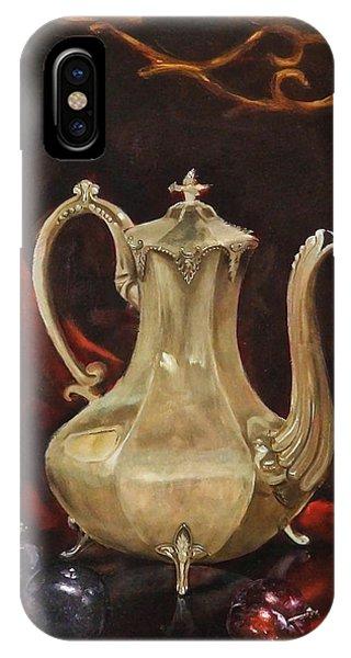 Grannys Teapot IPhone Case