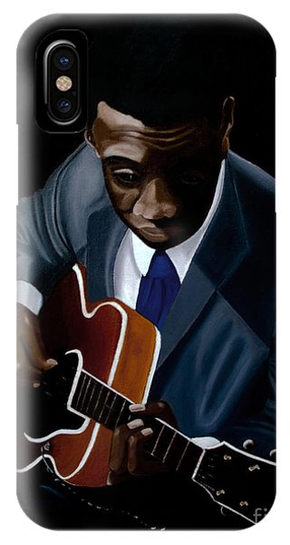 Grant Green IPhone Case