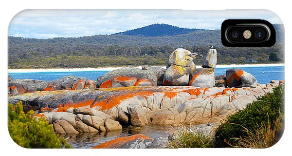 Grants Point Tasmania IPhone Case