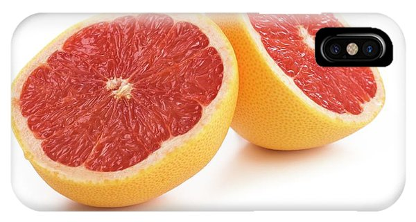 Grapefruit iPhone Case - Grapefruit by Science Photo Library