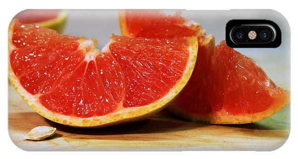 Grapefruit Slices IPhone Case