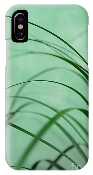 Grass Impression IPhone Case