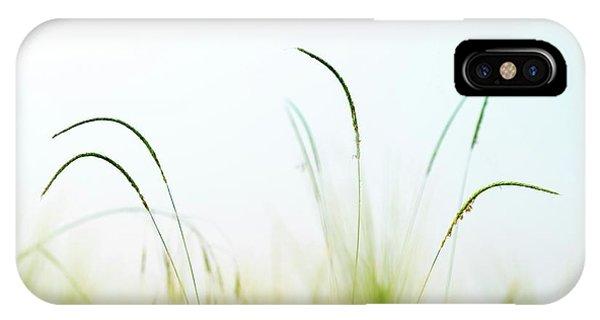 Grass Phone Case by Wladimir Bulgar/science Photo Library