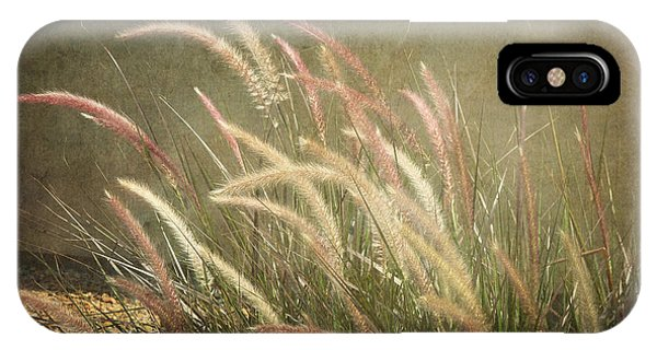 Grasses In Beauty IPhone Case