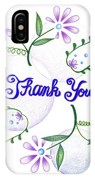 Gratitude IPhone Case