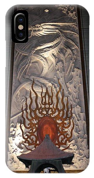 Grauman's Artwork IPhone Case