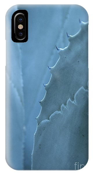 Gray-blue Patterns IPhone Case