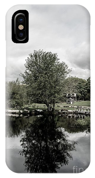 Grays Mill Pond IPhone Case