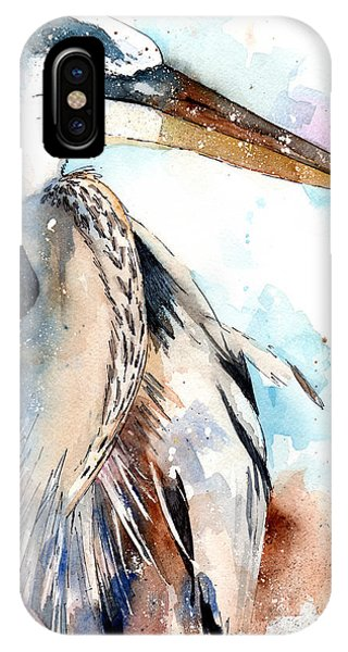 Great Blue IPhone Case