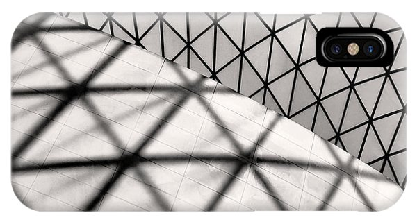 Great Court Abstract IPhone Case