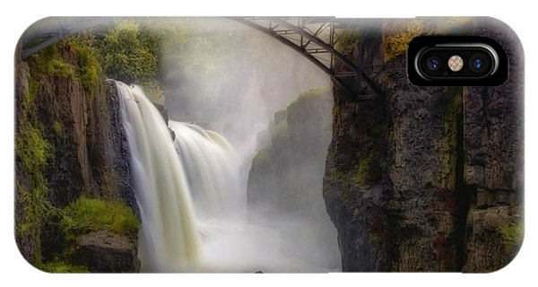 Great Falls Mist IPhone Case