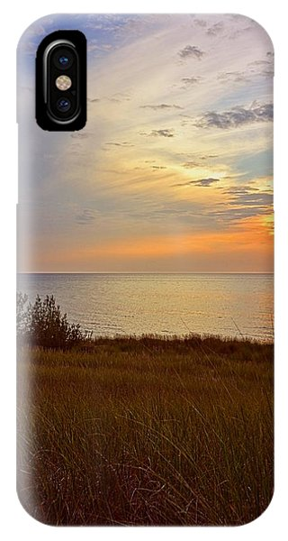 Great Lake Great Sunset IPhone Case