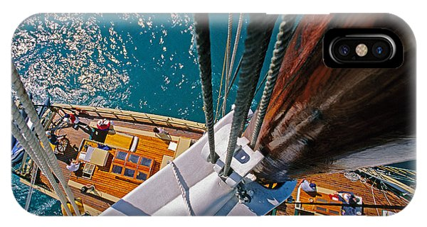 Great Lakes Tall Ship IPhone Case