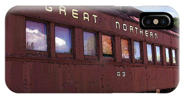Great Northern IPhone Case