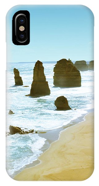 Sherri iPhone Case - Great Ocean Road by Sherri Abell