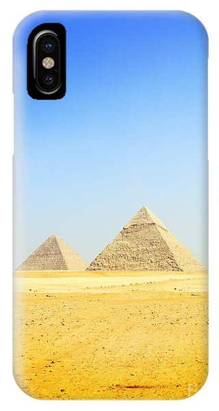 Great Pyramid Of Giza IPhone Case