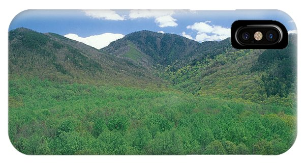 Great Smokey Mountains National Park, Tn Phone Case by James Steinberg