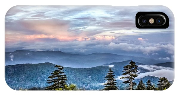 Great Smoky Mountains IPhone Case